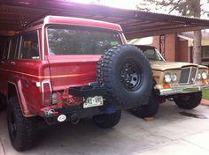 Tire mount