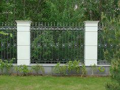 Портфолио | Metal made кованый забор с элементами литья (копия Летнего Сада) http://www.metal-made.ru/portfolio/