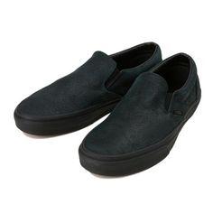 【VANS】 ヴァンズ CLASSIC SLIP-ON クラシックスリッポン VN0A33TBM1I 16FA (P.CRACK) BK/BK通販 | ABC-MARTオンラインストア 【公式】靴とスポーツウェアの通販