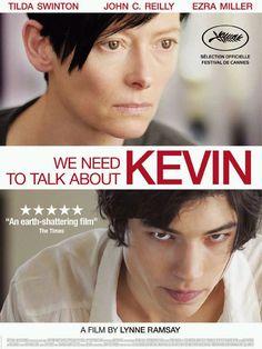 Precisamos falar sobre Kevin. Nota: 4/5