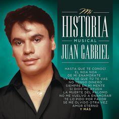 De Mí Enamórate - En Vivo [Desde el Instituto Nacional de Bellas Artes], a song by Juan Gabriel on Spotify