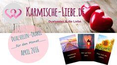 Dualseelen-Orakel für April 2016