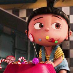 despicable me gru quotes Agnes Despicable Me, Minions Despicable Me, Cute Disney Wallpaper, Cute Cartoon Wallpapers, Minions Love, Cute Cartoon Characters, Disney Pictures, Disney Cartoons, Princesas Disney