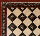 Examples of floor cloths