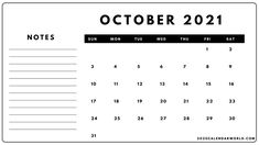October 2021 calendar with note printable #OctoberCalendar #October2021Calendar #Calendar #2021Calendar #OctoberWallpaper #FloralCalendar #OctoberFloral #Holidays April Month Calendar, October Calendar Printable, Excel Calendar, Holiday Calendar, Weekly Planner Printable, 2021 Calendar, Calendar Wallpaper, Words To Use, Note