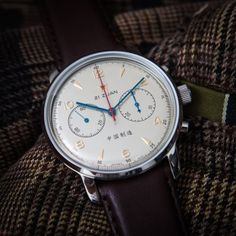 Seagull 1963 Air Force Chrono 42mm | $250- $398