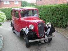 Vintage Cars, Antique Cars, Austin Cars, Austin Seven, Classic Cars British, Trike Motorcycle, Lego, Vans, Pearl