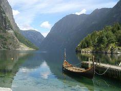 Gudvangen Viking Village Norway