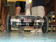 DIY Segway Instructions Electric Kart, Balancing Robot, Diy Electronics, Electronics Projects, Arduino Projects, Radio Control, Open Source Hardware, Boat Radio, Diy Tech