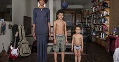 Remarkable Photos Will Challenge What You Think About the Typical American Family - Mic