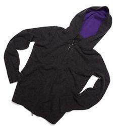 w hoodie, cashmere