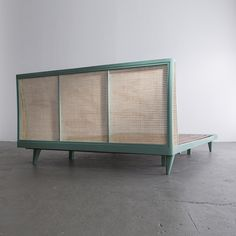 Bed - Joaquim Tenreiro - R & Company