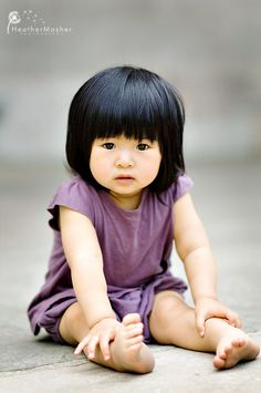 Dreaming of adopting little girls from China.