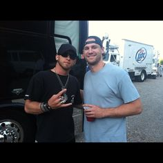 Brantley Gilbert & Chase Rice OH MY GOODNESS! My 2 FAVORITE!! im in love