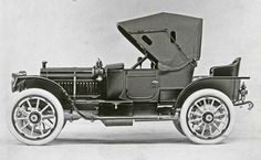 The 1911 Packard Fours and the New Six Cylinder | The Old Motor