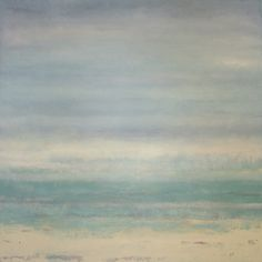 Hazy Days of Summer. Oil on canvas. Sold to private collector in Stockholm.