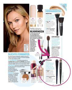 #Stilo, Marzo 2015. Brochas de #makeup #BeterElite