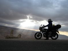 Photos - Tales from the Saddle - Solo Motorcycle Tour Around the World on a Yamaha YBR 125