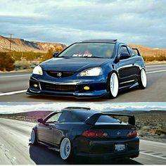 Clean #acura Honda Rsx, Honda Integra Dc5, Honda Civic Si, Acura Rsx Type S, Acura Tsx, Tuner Cars, Jdm Cars, Honda Accord Custom, Drifting Cars