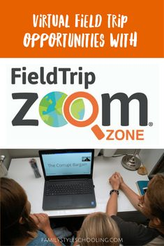Virtual Field Trip all over the United States