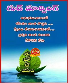 Good Morning All, Night Wishes, Love Quotes, Movie Posters, Telugu, Qoutes Of Love, Quotes Love, Film Poster, Quotes About Love