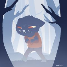 Poor Mae Night in the Woods