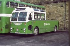 Crosville 811DFM 6x4 Bus Photo in Collectables, Transportation, Bus/ Coach | eBay