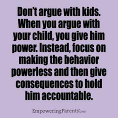 Odd kids & parents