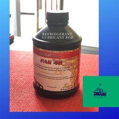 8 Oz Bottle Premium Pag 46 Oil Without Dye  #AC #fourseasons #refriderantlucricant #automotive #ahonautoparts #toronto #autoparts