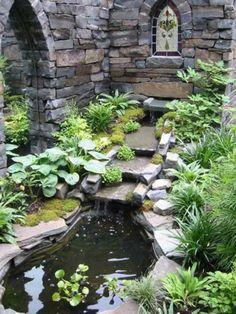 water garden ideas designs
