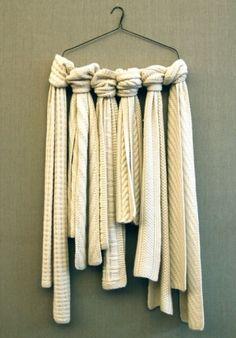 display scarves