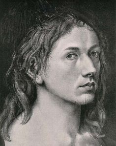 Albrecht Duerer (1471-1528 (self portrait at 22)