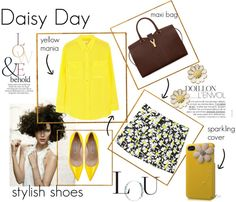 """""""Daisy day"""" by sophia-rech ❤ liked on Polyvore"""