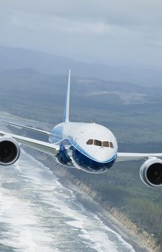 Boeing Airlines.