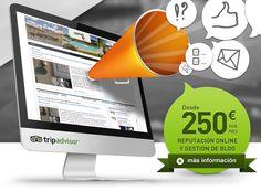 ¿Sabes lo que se dice de tu empresa en la red?  Gestionar la reputación online de tu empresa va mucho más allá de la opinión de un cliente insatisfecho, lo que se dice de nosotros en la red puede reportarnos consecuencias directas sobre el posicionamiento de nuestro establecimiento.    En HotelJuice te ayudamos a incrementar la conversión y maximizar el retorno de sus acciones de marketing a través de esta oferta:Gestión de la reputación online + gestión del blog*: a partir de 250€