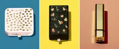 Snazzy Backup Batteries -- Finding standard backup batteries for your iPhone or Android smartphone a little ho-hum? Opt for designer, fashion-forward models that pack some visual punch
