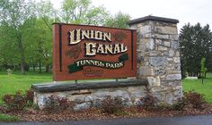 (PENNSYLVANIA Union Canal Tunnel, photo © Lebanon County Historical Society
