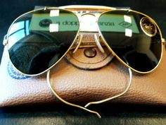 abe03587e26 RAY BAN BAUSCH LOMB ANNI 70 (70 S AGE) INTATTI. GOLD PLATED 10 K