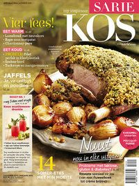 Teken in op SARIE en SARIE KOS, en jy kan wen!   SARIE South African Recipes, Kos, Magazines, Recipies, Articles, Tasty, Chicken, Africa, Recipes