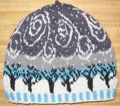 Ravelry  Snow Squall pattern by Deborah Tomasello Diadema De Ganchillo fa6398c7277