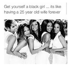 Black does not crack.