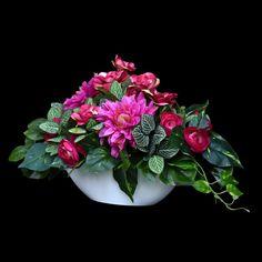 Funeral Flower Arrangements, Funeral Flowers, Floral Arrangements, Flowers For Mom, Casket, Ikebana, Flower Vases, Crafts For Kids, Floral Design