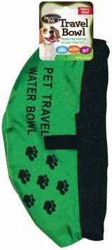 Bow Wow Pet Travel Bowl Case Pack 144
