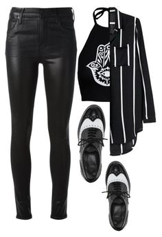 """""""Can't stop the love."""" by forever-young89 ❤ liked on Polyvore featuring ASOS, Citizens of Humanity and Boohoo"""