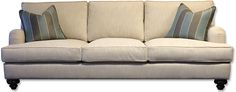 Available in sectional, fully customizable. Basement Furniture, Custom Sofa, Furniture Inspiration, Second Floor, Cassie, Sofas, Love Seat, Family Room, Upholstery