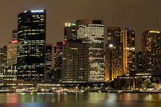 Sydney, Circular Quay by Night