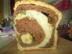 Prajituri de casa: Cozonac in doua culori French Toast, Breakfast
