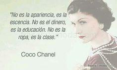 Frases&Moda♡ Coco Chanel