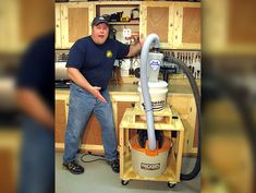 Do-It-Yourself Tips & Tricks for the Dust Deputy® | Oneida Air Systems, Inc.