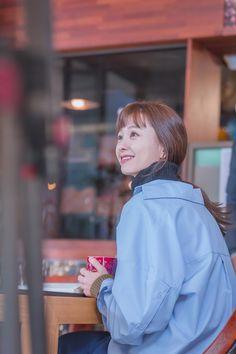 [정유미] '이.아.바' 특급 카메오, 촬영장에 정유미 꽃이 피었습니다 :) : 네이버 포스트